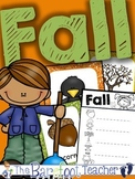 Fall Posters & Writing Activity Sheets