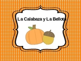 Fall PowerPoint presentation in Spanish