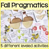 Fall Pragmatics Pack
