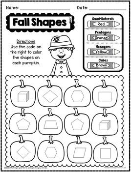 Fall No Prep Math - 2nd Grade