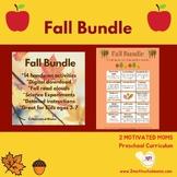 Fall Preschool Activities, Holiday, Kindergarten, Science Experiments, Crafts