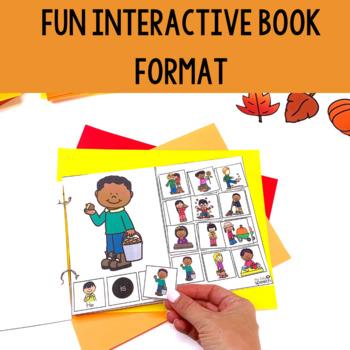 Fall Preschool Language Unit