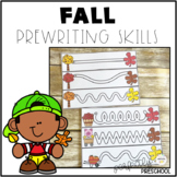 Fall Prewriting Skills {Dollar Deal}