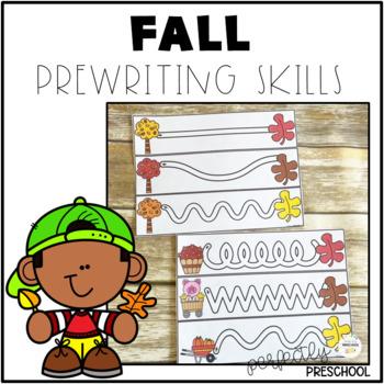Fall Prewriting Skills {Dollar Deal}