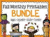 Fall Printable Bundle