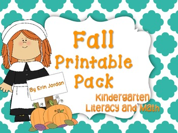 Fall Printable Pack