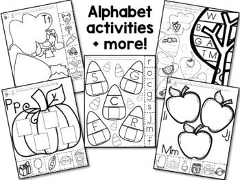 Fall Printables - Festive Fall Fun!