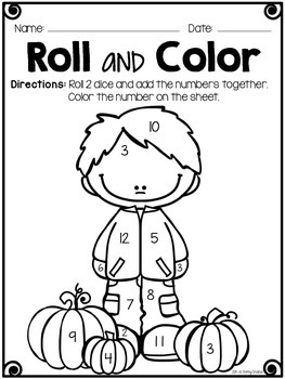 Fall Printables for Second Grade {Ready, Set, Print!}