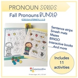 Fall Pronoun BUNDLE
