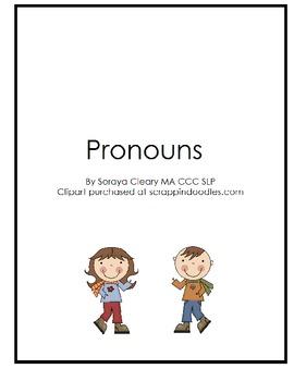 Fall Pronouns