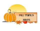 Fall Pumpkin Array