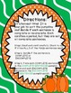 Fall Pumpkin Complete & Incomplete Sentences Sorting Activity