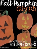 Fall Pumpkin Glyph: A Graphing Resource