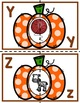 Fall Pumpkin Letter Match and Sound Puzzles! Quick Center; Literacy