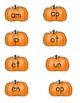 Fall Pumpkin Onset & Rime Short Vowel Game