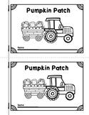 Fall: Pumpkin Patch Emergent Reader