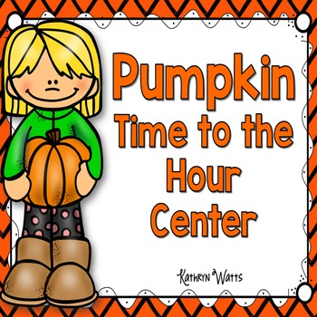 Pumpkin Time to the Hour Center