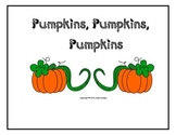 Fall Pumpkin Unit-Language Arts