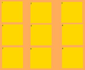 Fall QR Code Bingo Game for the SmartBoard