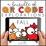 Fall QR Code Exploration BUNDLE