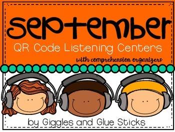 QR Code Listening Centers: September