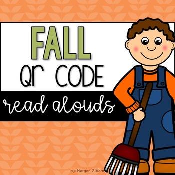 Fall QR Code Read Alouds