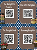 Fall QR Codes: 20 Stories for Daily Five Listen to Reading
