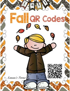 Fall QR Codes Read Alouds