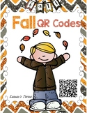 Fall QR Codes Read Alouds