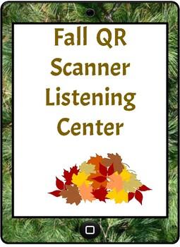 Fall QR Scanner Listening Center