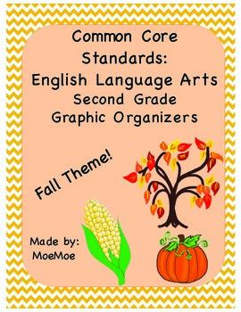 Fall RL Graphic Organizer Bundle