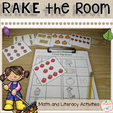 Fall Work the Room (Read the Room, Write the Room, Count the Room, and More)