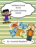 Fall Read Aloud Books QR Code Listening Center