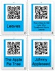Fall QR Code Listening Center