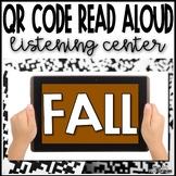 Fall QR Code Listening Center