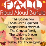 Fall Read Alouds BUNDLE for Grades 2-3