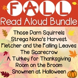 Fall Read Alouds BUNDLE for Grades 1-2