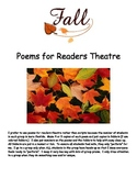 Fall Readers Theatre