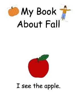 Fall Reading Book: Differentiated