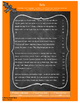 Fall Reading Fluency Bundle 2.0