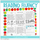 Fall Reading Fluency Passages and Comprehension Questions