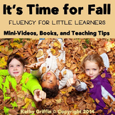 Fall Reading Fluency for Little Learners