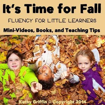 Fall Reading Fluency for Little Learners