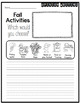 Fall Literacy Printable Pack