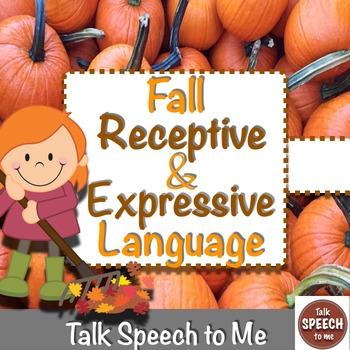 Fall Receptive and Expressive Language