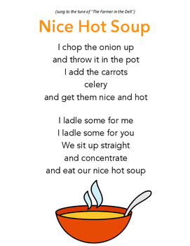 Fall Rhymes and Songs for Circle Time, Morning Meeting and Preschool