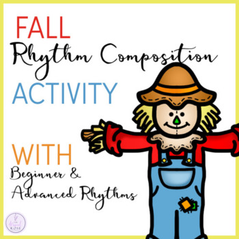 Fall Rhythm Composition Activity