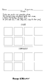 Fall Rhythm Worksheet Bundle
