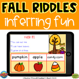 Fall Riddles: Inferring Fun with Boom Cards