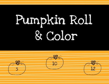 Fall Roll and Color